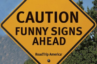 Caution: Funny Signs Ahead: Details & Specs at NexTag