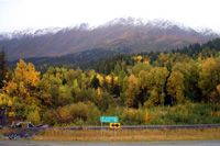 Anchorage to Seward