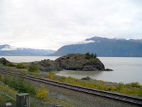 Alaska Railroad & the Turnagain Arm