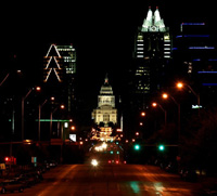 Congress Avenue, Austin