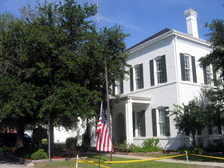 Homerville Courthouse