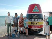 Southernmost Point in thr Continental U.S.