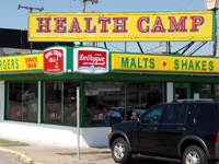 Health Camp in Waco, Texas