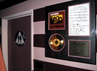 The Doors' Office & Recording Booth