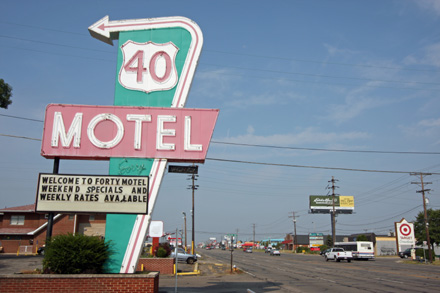 40 Motel in Ohio