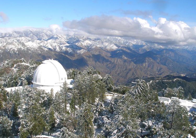 Mt Wilson -- December 31, 2012
