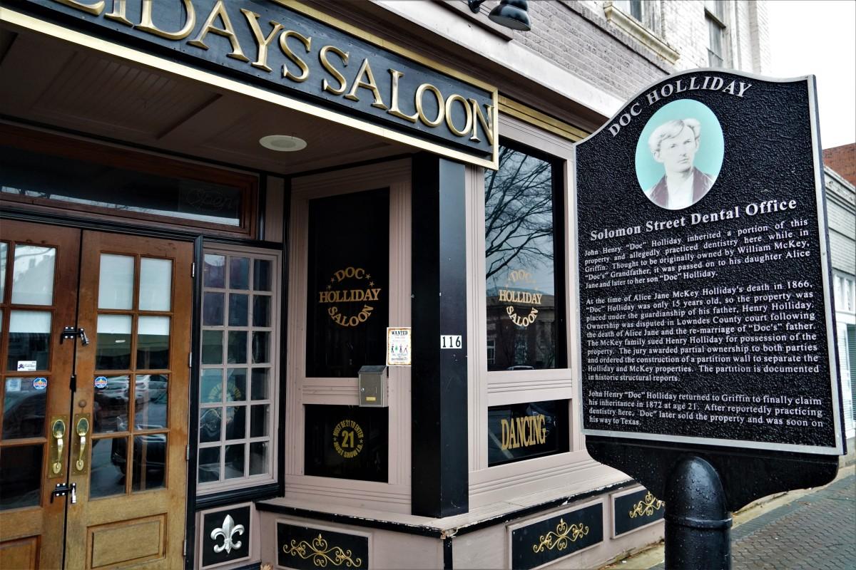 Doc Holliday's Saloon
