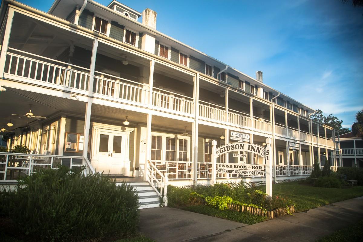 Gibson Inn, Apalachicola