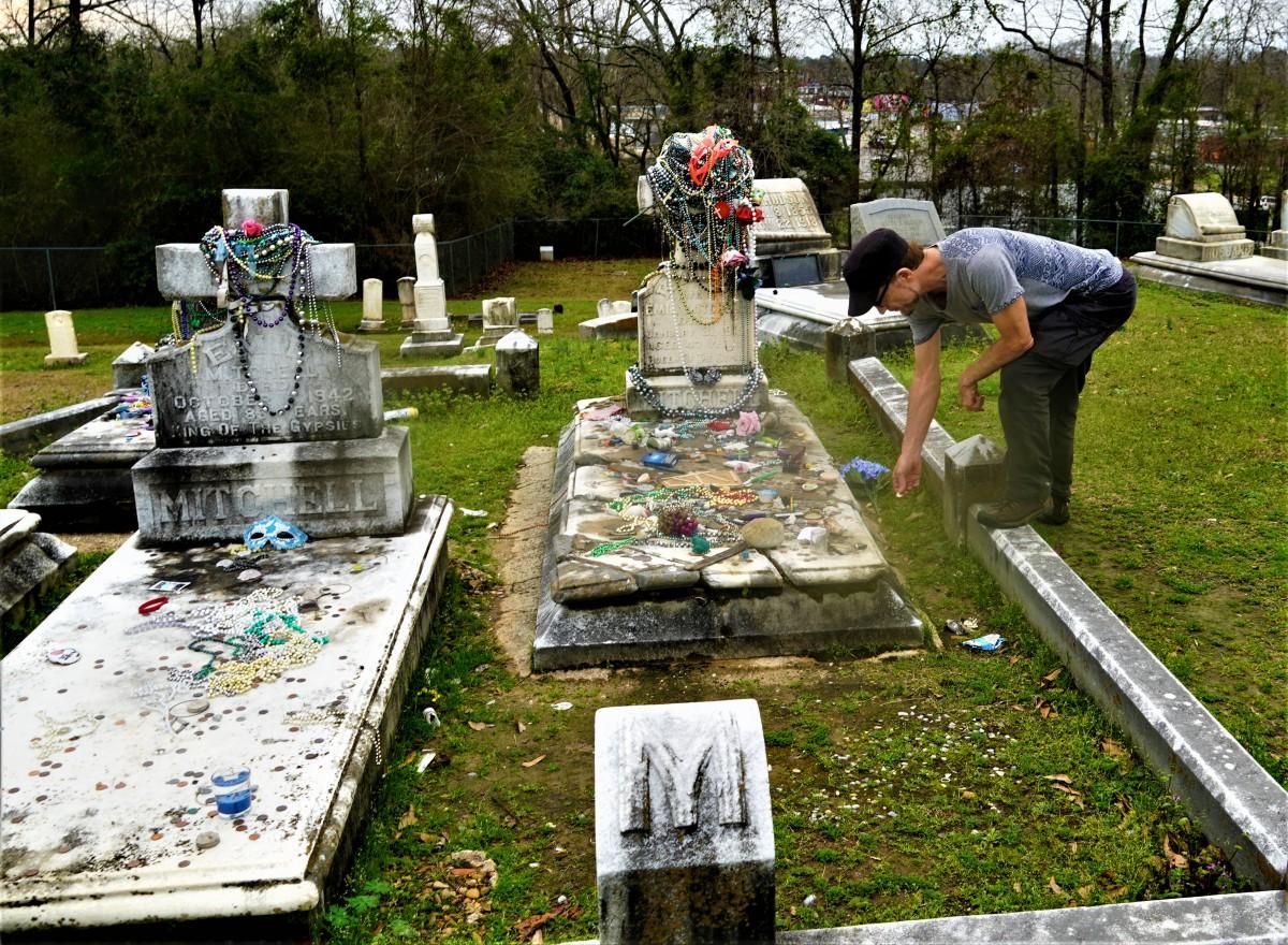 Gypsy Queen's Grave