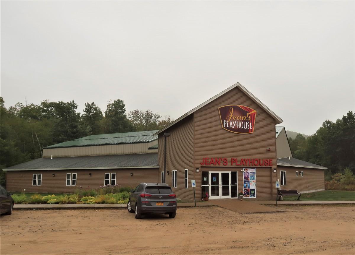 Jean's Playhouse