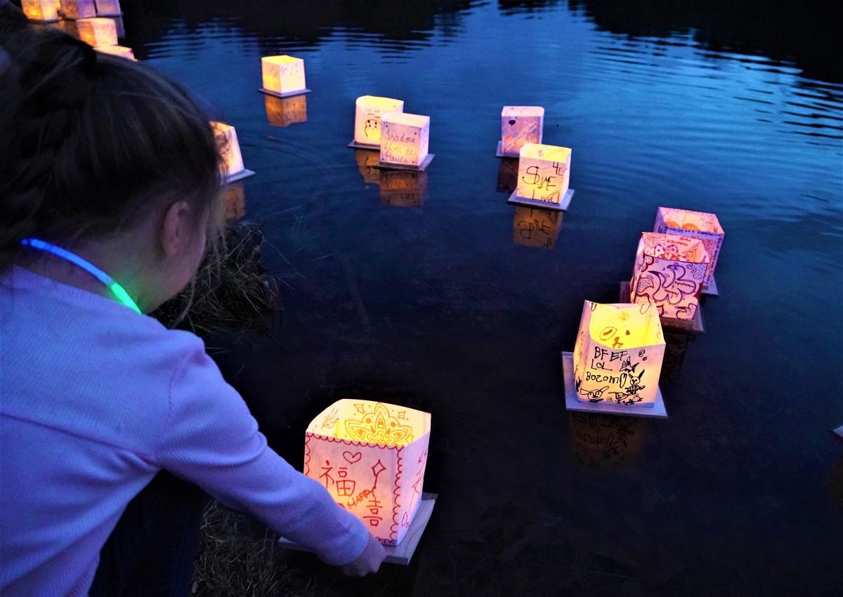 Atlanta Water Lantern Festival