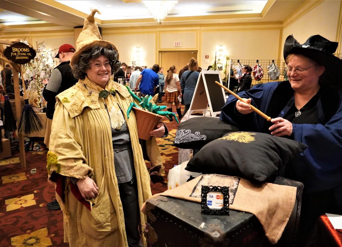 New England Wizardfest