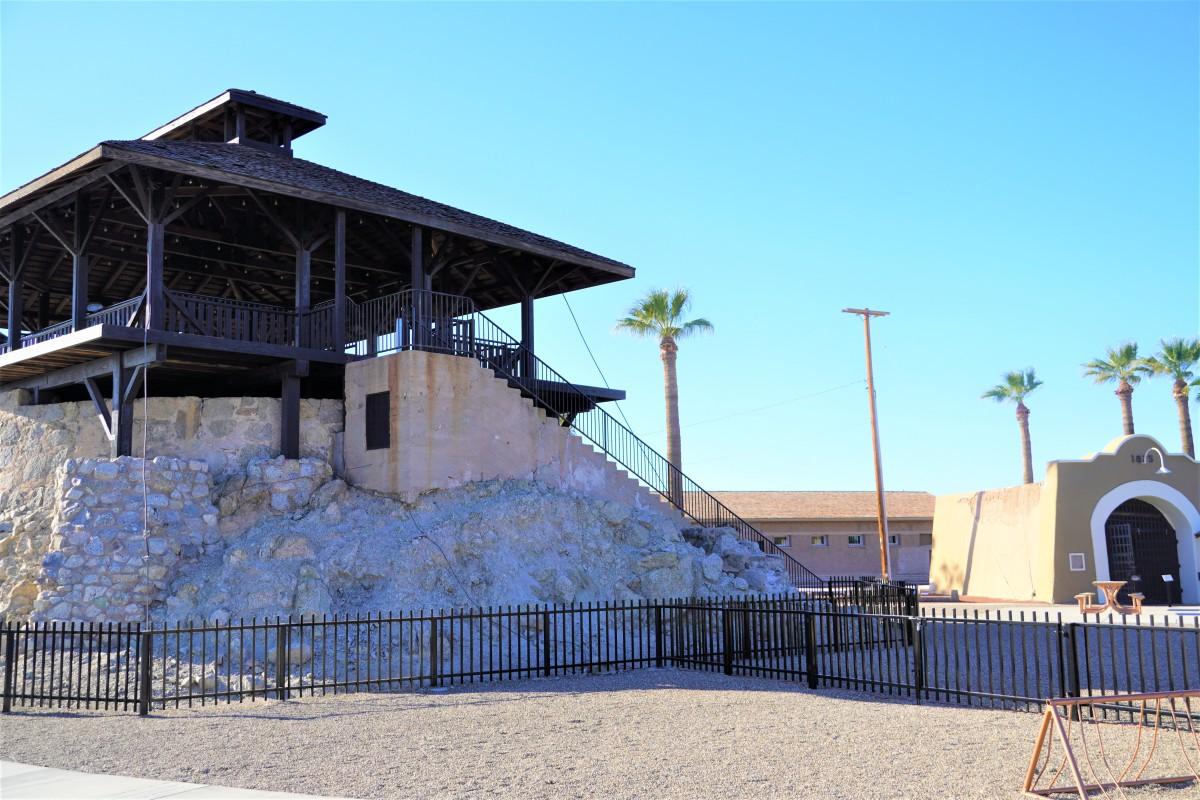 Fort Yuma Territorial Prison