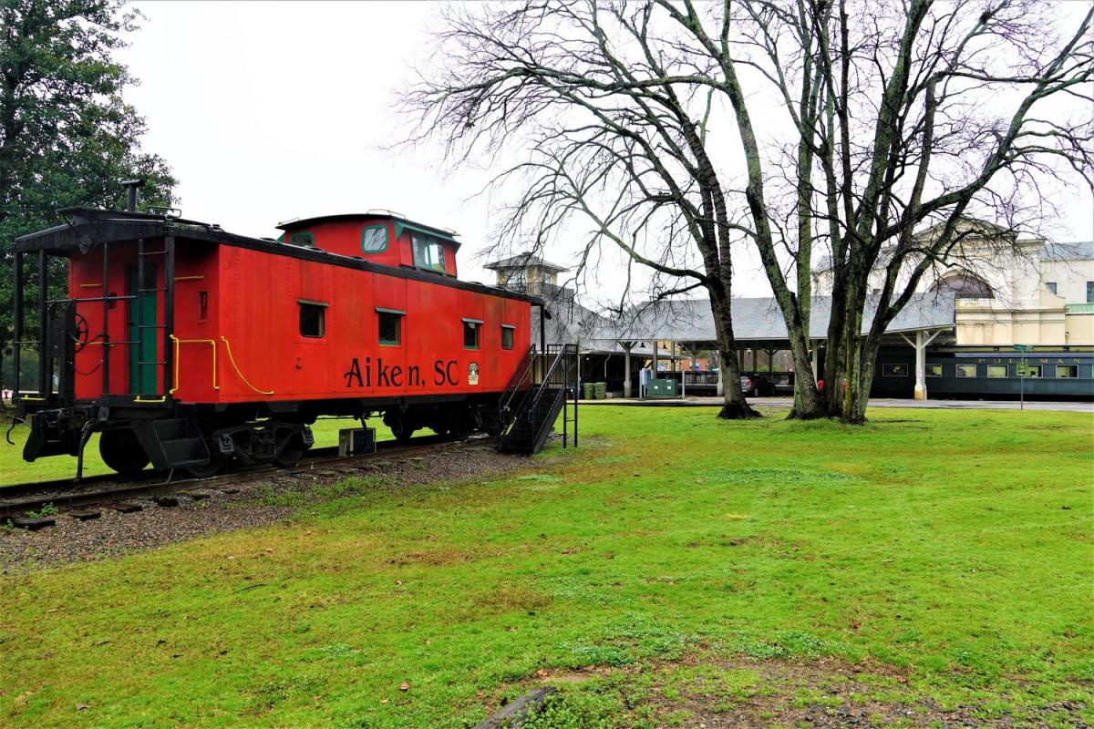 Aiken Train Museum