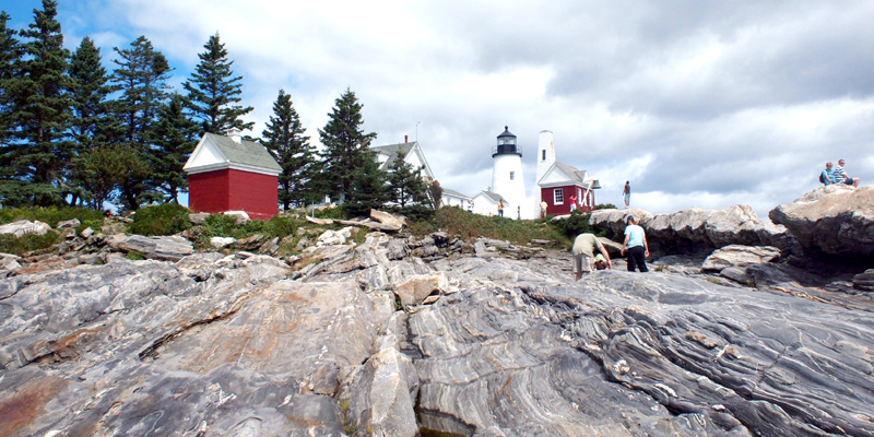Pemaquid Lighthouse, Maine - Photo by Megan Edwards