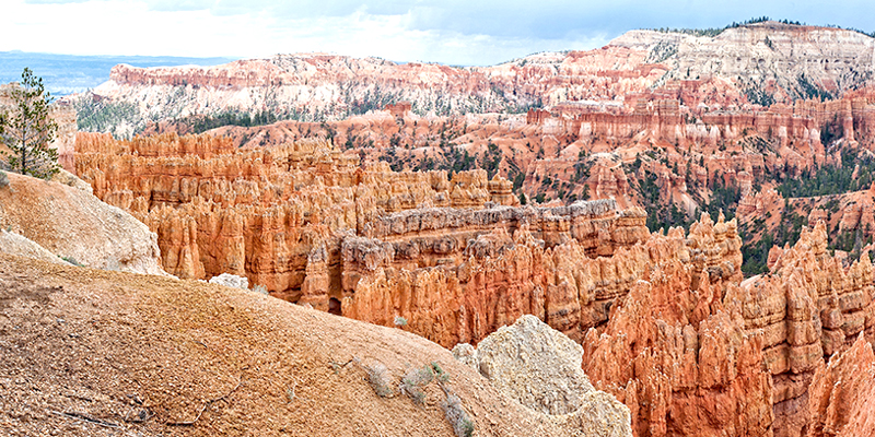 Bryce Canyon National Park, Utah - Photo by Keith Growden