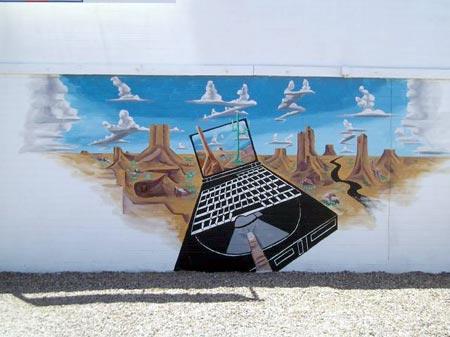 Murals In Casa Grande Arizona