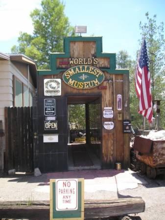 World's Smallest Museum in Superior, Arizona
