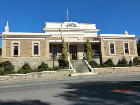 Burra Town Hall, S.A.
