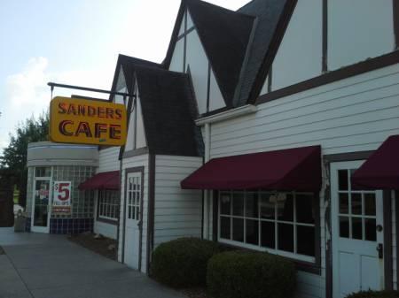 Harland Sanders Cafe & Museum