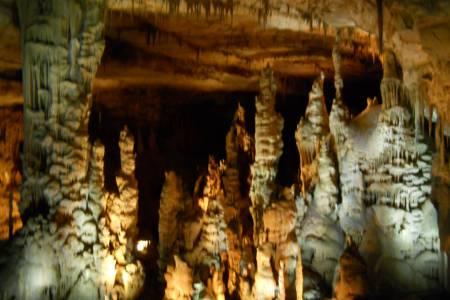 Cavern namesake Cathedral Room