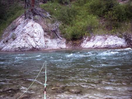 fishing the columbia