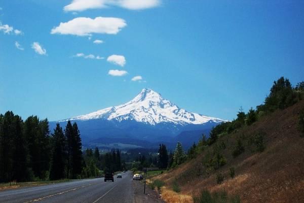 Mount Hood in all its splendor