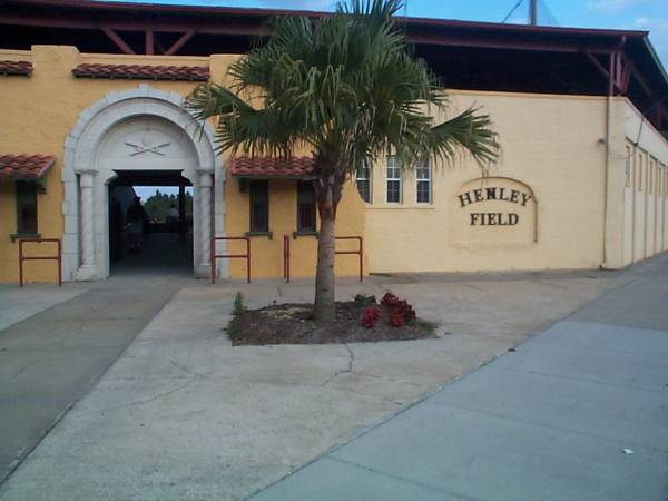 Baseball has been played at Henley Field since 1920s.