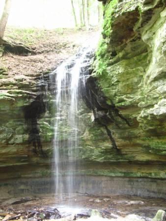 Olson Memorial Falls