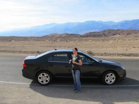 Artists Drive - Death Valley National Park
