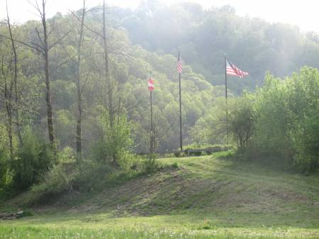 Middle Creek Battlefield