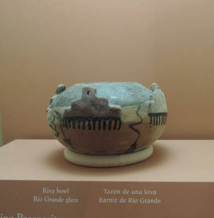 Gran Quivira kiva pot