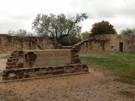 San Antonio Missions - Espada