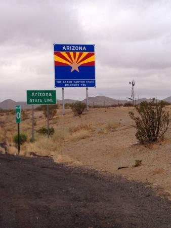 AZ state line E