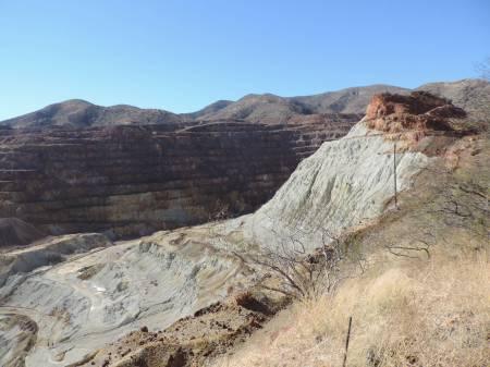 Bisbee Open Pit Mine