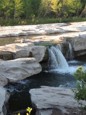 McKinney Lower Falls