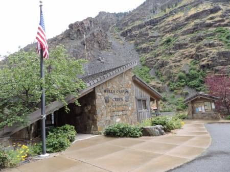 Hell's Canyon Visitor Station