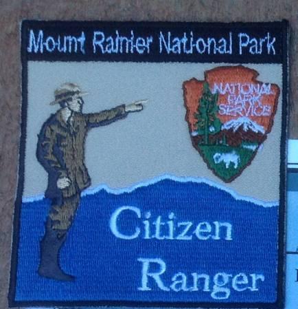 Citizen Ranger patch