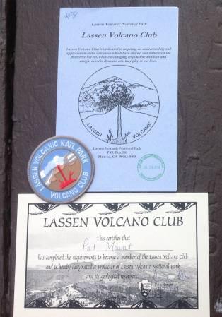 Lassen Volcano Club