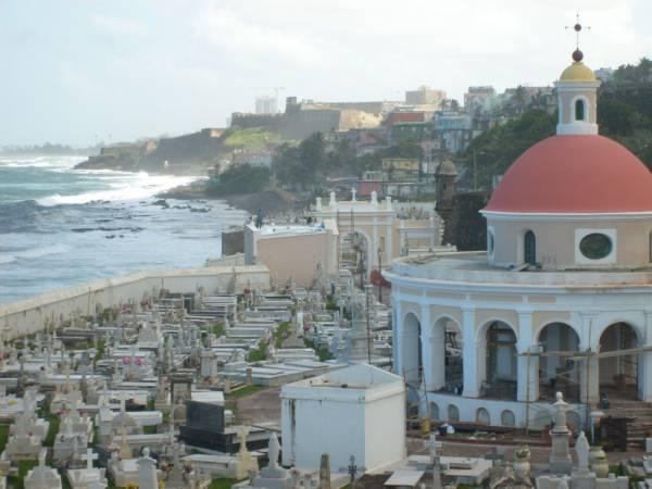 San Juan City Wall