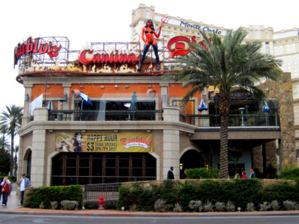 Diablo's Cantina in Las Vegas