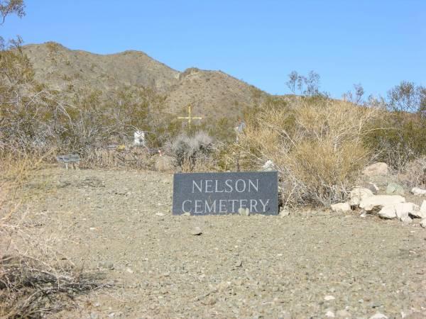 Nelson Graveyard