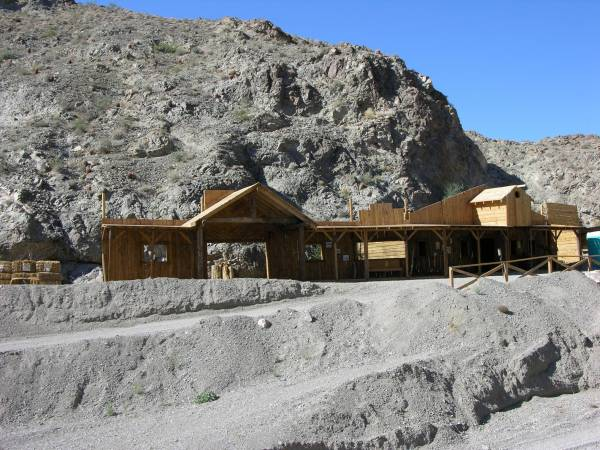 April 19th -- Death Valley