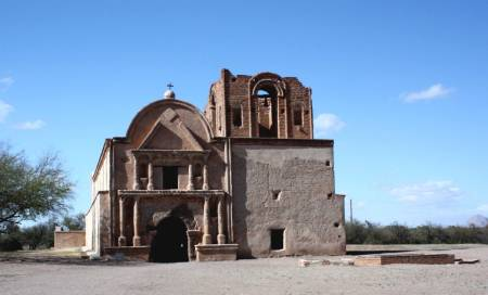 Tumacacori National Historic Park, Arizona