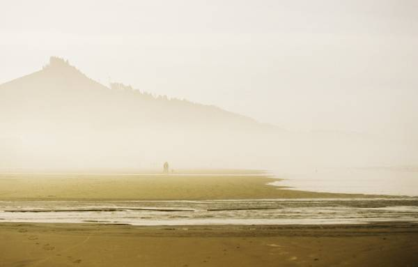 Afternoon Mist, Seaside, Oregon