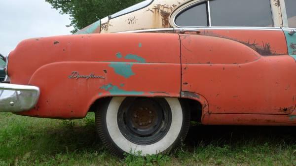 1950 Buick - Dynaflow tx