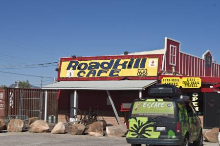 Roadkill Cafe Route 66