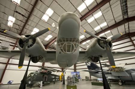 Pima Aerospace Museum Tucson