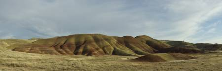 Panoramic - John Day Oregon