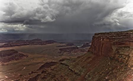 Dead Horse Canyon - Canyonlands NP,Utah
